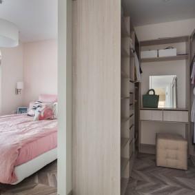 гардеробная комната в квартире виды идеи