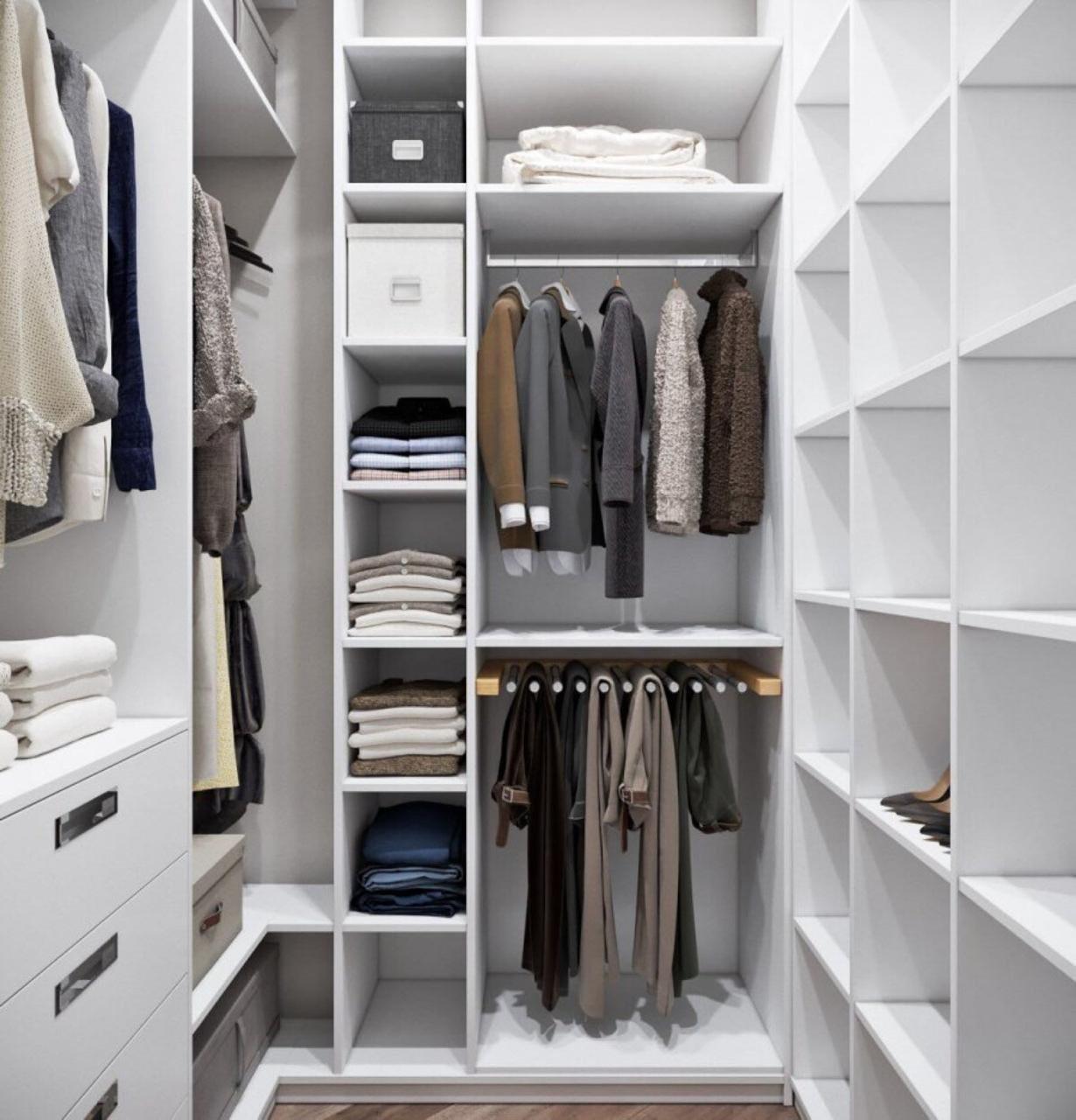 почти проекты гардеробных комнат фото прекрасного пола знака