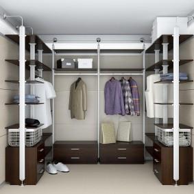 гардеробная в квартире фото