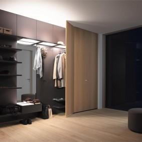 гардеробная в квартире фото декора
