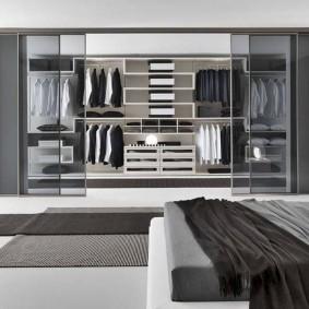 гардеробная в квартире варианты