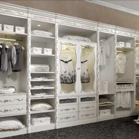 гардеробная в квартире варианты идеи