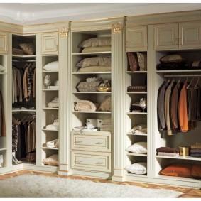 гардеробная в квартире фото видов