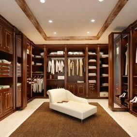 гардеробная в квартире идеи вариантов