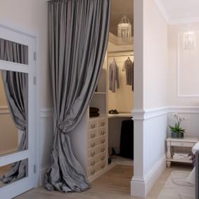 гардеробная в квартире дизайн фото
