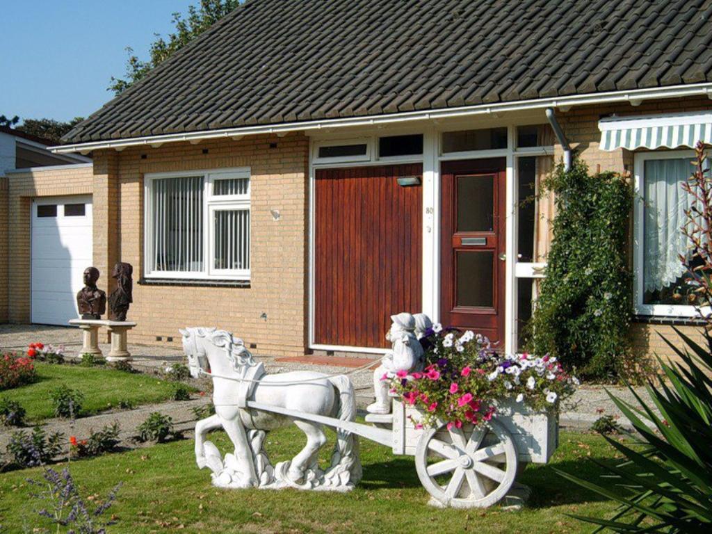 голландский стиль сада фото