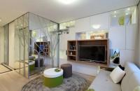 хрущевка 2 комнаты вид с зеркалами