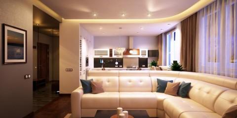 идеи перепланировки квартиры