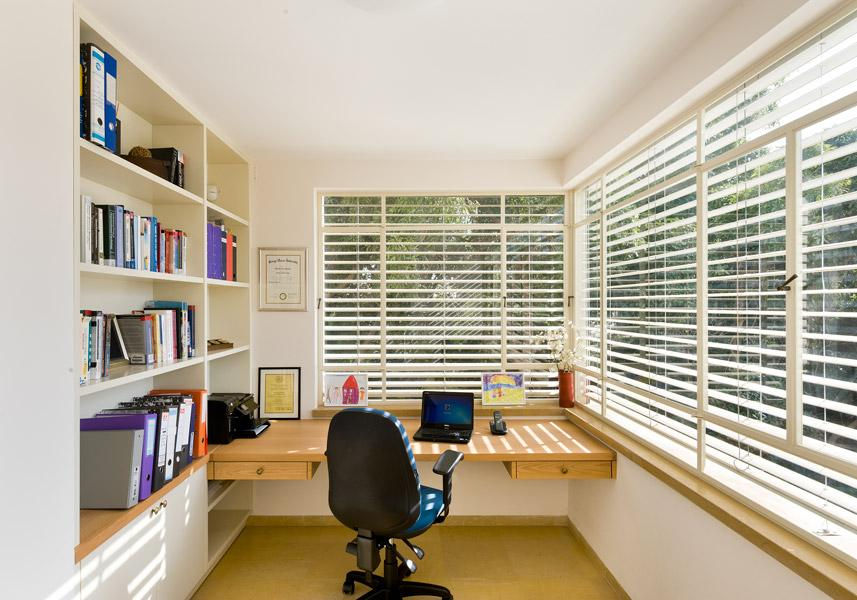 кабинет на балконе фото дизайна
