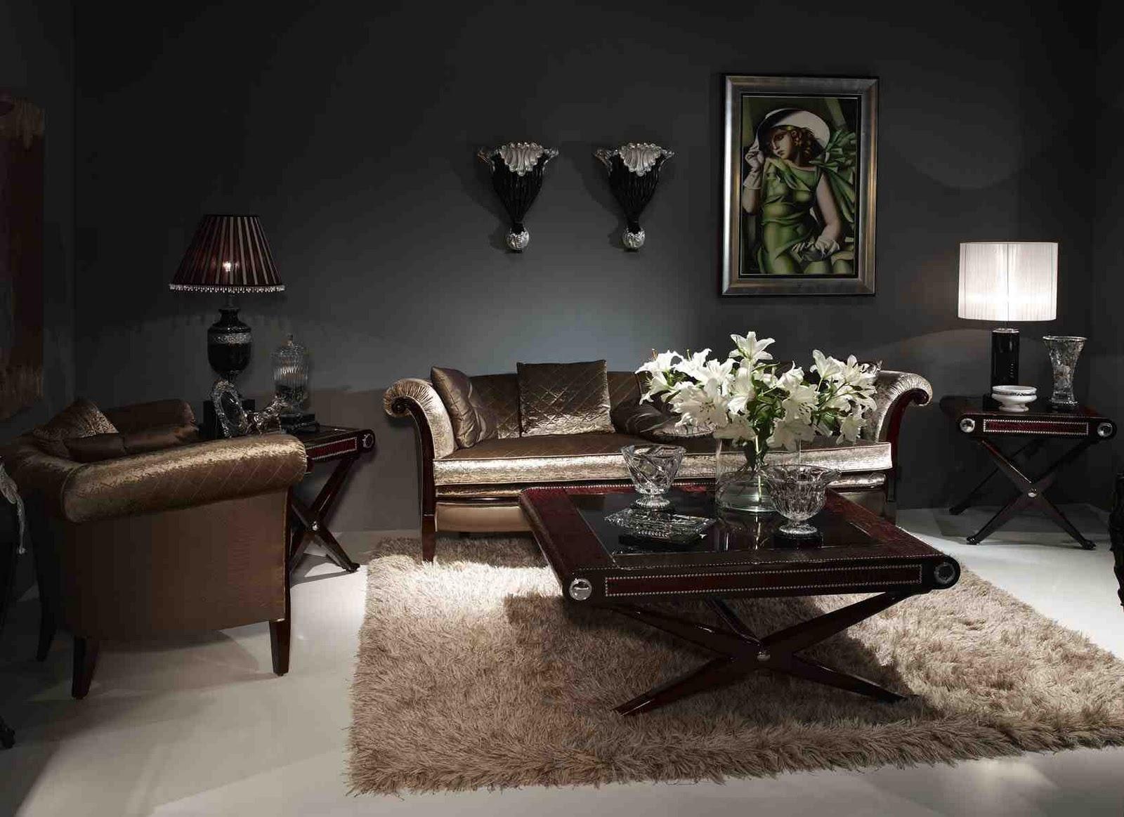 диван в классическом стиле дизайн