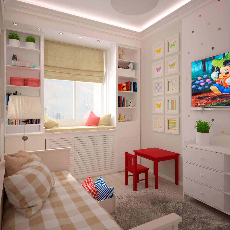 комната девочки подростка фото