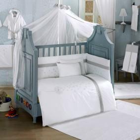 комната для новорожденного дизайн идеи