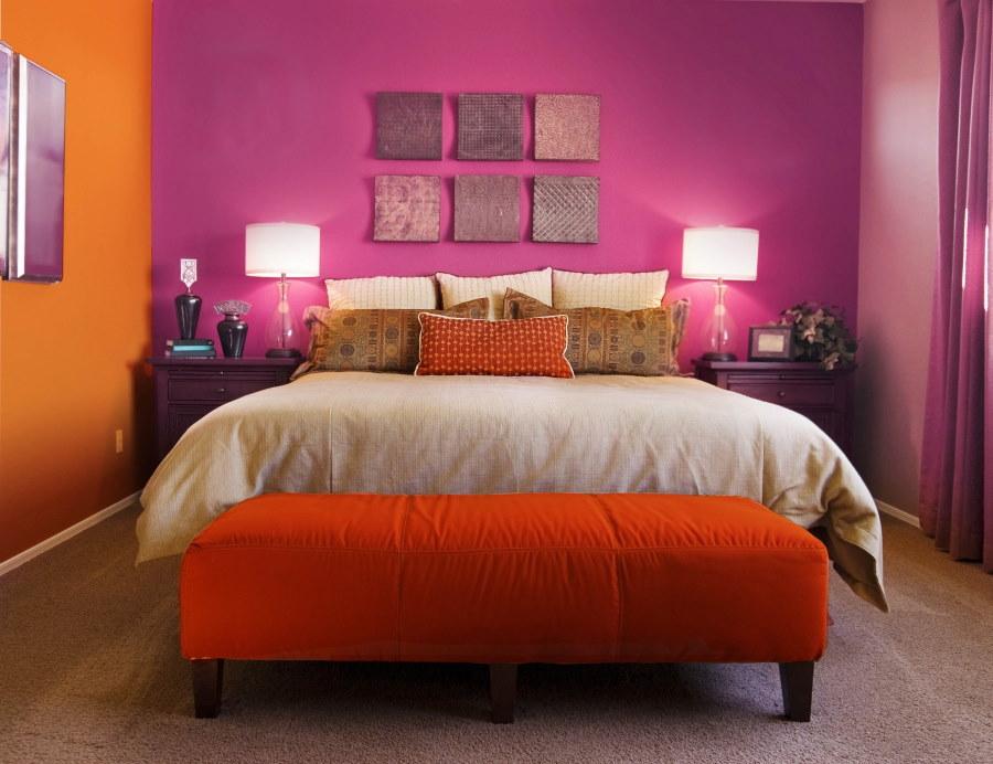 Сочетание цветов в спальне по китайским традициям
