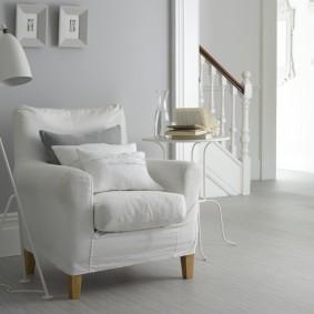 кресло для гостиной и зала дизайн фото