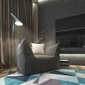 кресло для гостиной и зала фото дизайн