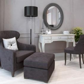 кресло для гостиной и зала фото дизайна