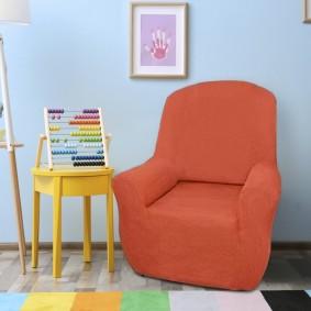 кресло для гостиной и зала идеи дизайн