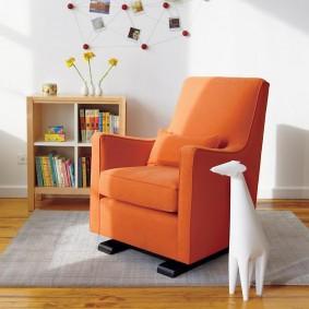 кресло для гостиной и зала идеи дизайна