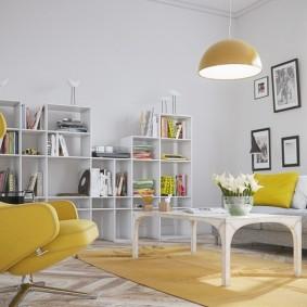 кресло для гостиной и зала декор