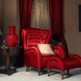 кресло для гостиной и зала идеи декор