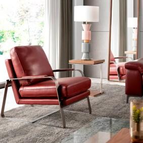 кресло для гостиной и зала идеи декора