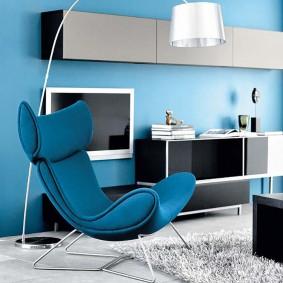 кресло для гостиной и зала фото виды