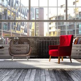 кресло для гостиной и зала идеи интерьера