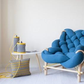 кресло для гостиной и зала фото оформления