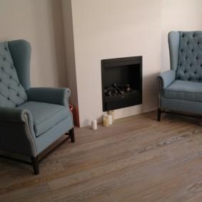 кресло для гостиной и зала виды декора
