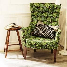 кресло для гостиной и зала варианты