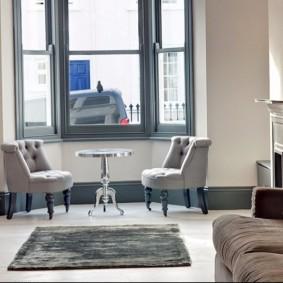 кресло для гостиной и зала идеи вариантов