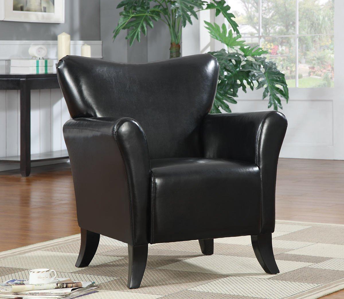 кресло в гостиную экокожа