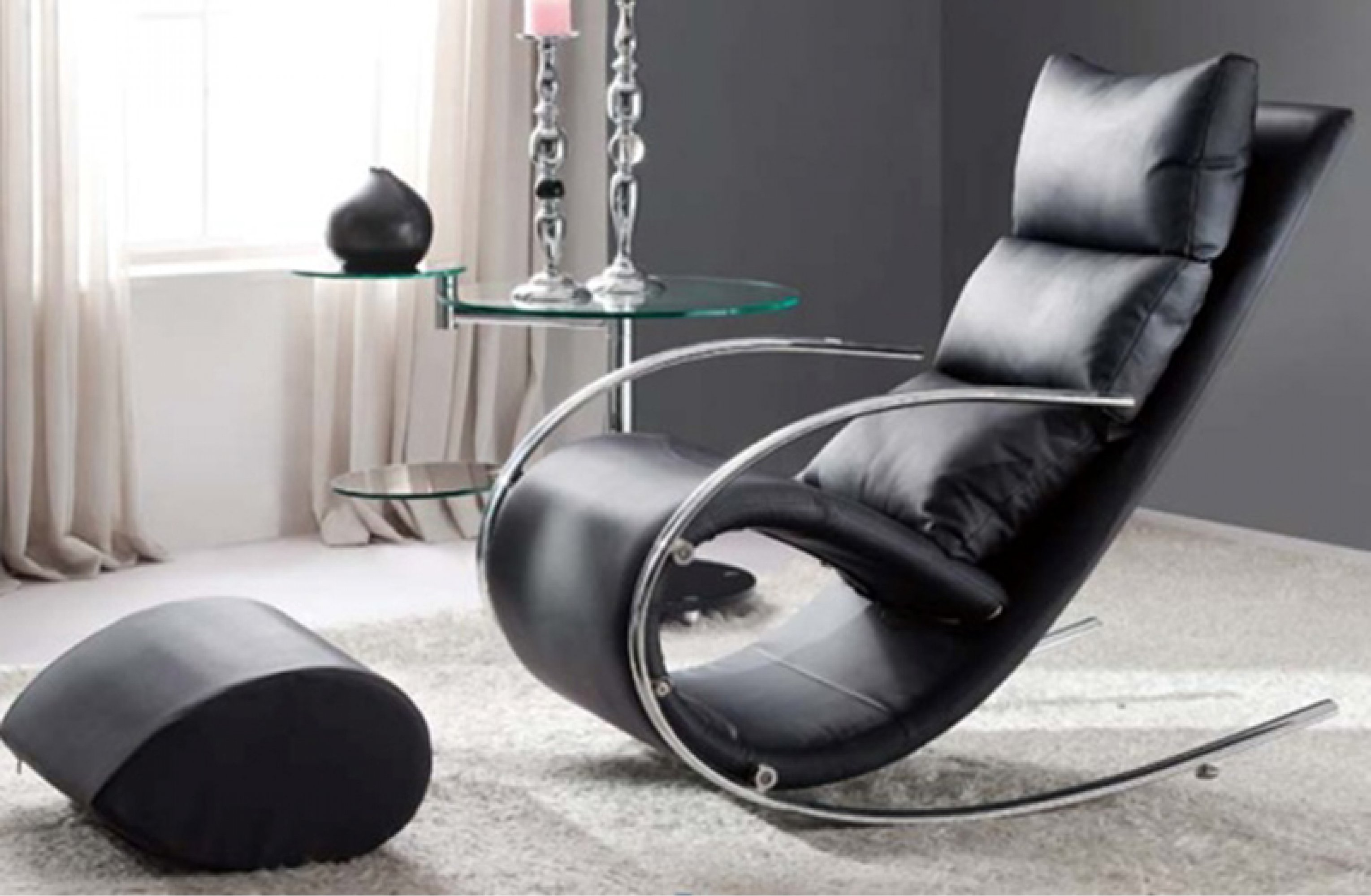 кресло в гостиную хай тек