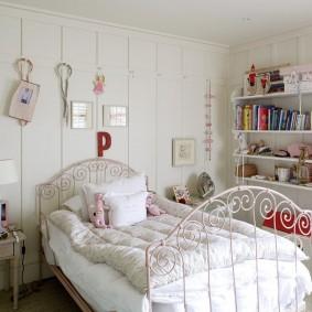 кровать для девочки фото оформления