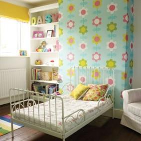 кровать для девочки виды фото