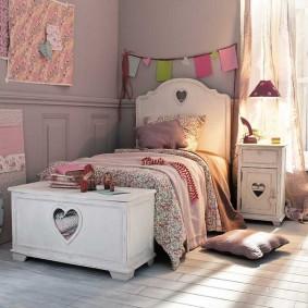 кровать для девочки фото виды