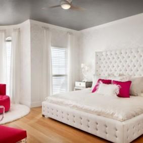 кровать для девочки виды оформления
