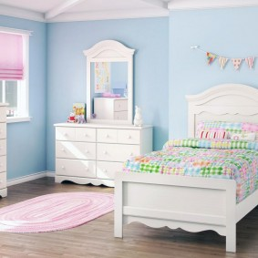 кровать для девочки идеи фото