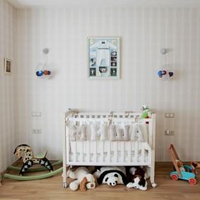 кроватка для новорожденного фото варианты