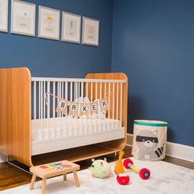 кроватка для новорожденного фото вариантов