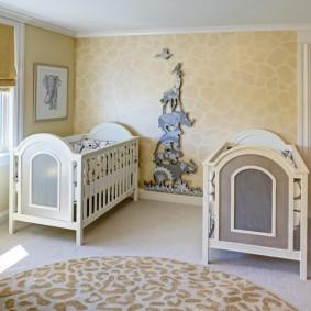 кроватка для новорожденного идеи варианты