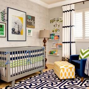 кроватка для новорожденного виды фото