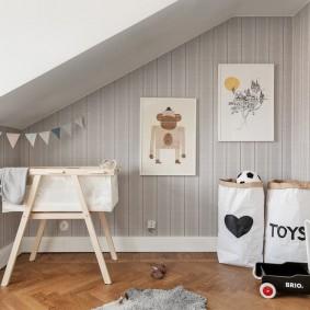 кроватка для новорожденного фото дизайна