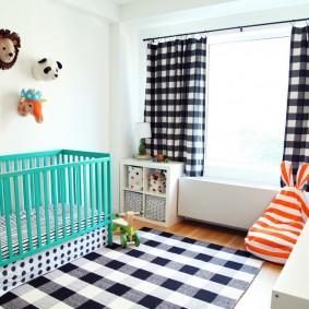 кроватка для новорожденного дизайн идеи