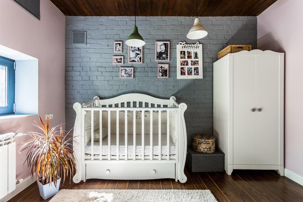 кроватки для новорожденных дизайн фото