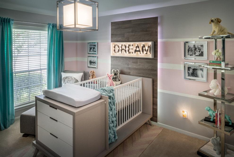 кроватки для новорожденных дизайн