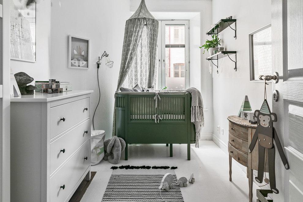 кроватки для новорожденных фото дизайн