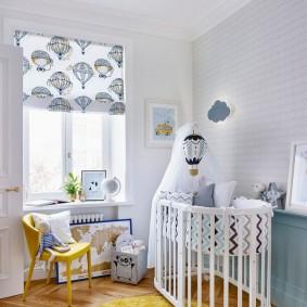 кроватки для новорожденных идеи