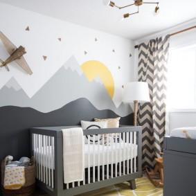 кроватки для новорожденных идеи фото