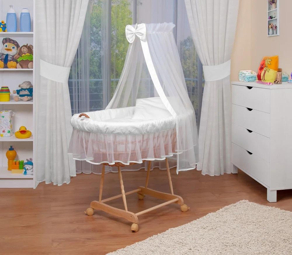 кроватки для новорожденных колыбели
